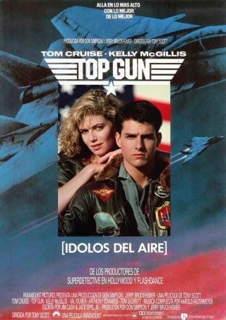 Top gun. ídolos del aire